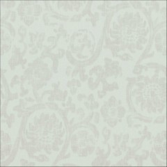 Denim Tapete Ornamente Beige