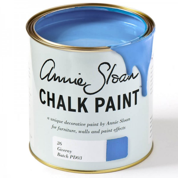 Chalk Paint Giverny Liter