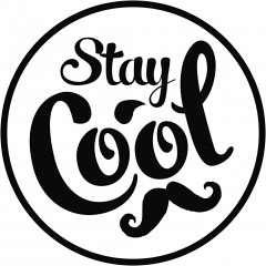 Stempel Stay Cool